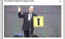 houston magician for companies